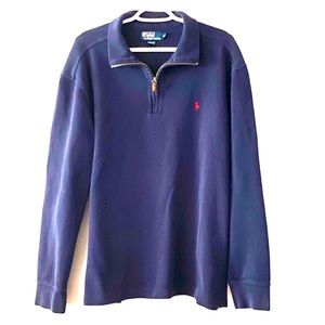 🖤Polo by Ralph Lauren Navy Pull-over
